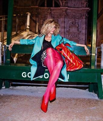Anja Rubik dla Vogue Paris Listopad 2017 (12)