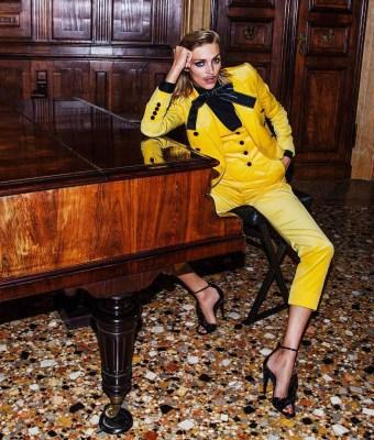 Anja Rubik dla Vogue Paris Listopad 2017 (18)