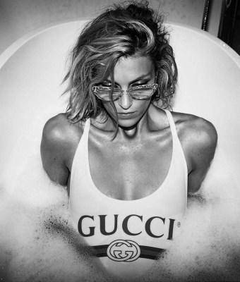Anja Rubik dla Vogue Paris Listopad 2017 (3)
