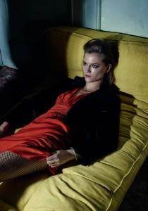 Kasia Struss/ The Edit Magazine VIII.2015 / fot. Chris Colls