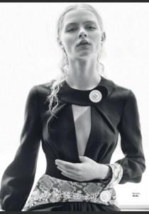 Milena Żuchowicz - August Man Magazine - photo: Gt Gan