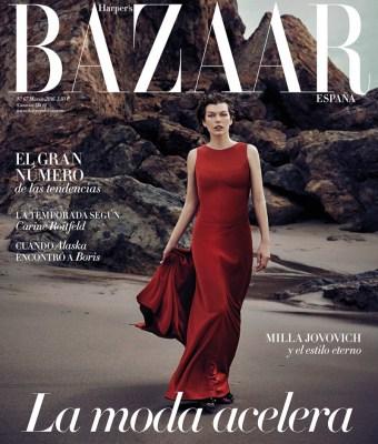 Milla-Jovovich-Harpers-Bazaar-Spain-March-2016-Cover-Photoshoot01
