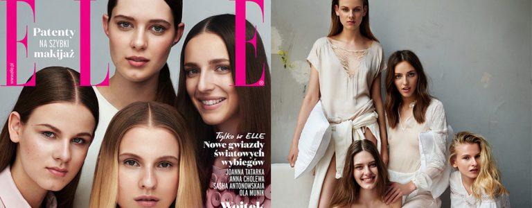 Nowe gwiazdy światowych wybiegów wg Elle Polska