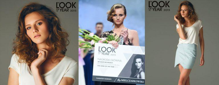 Adrianna Sieklińska zwyciężczynią polskiej edycji The Look Of The Year 2015