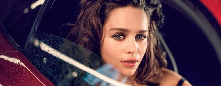 Emilia Clarke okrzyknięta mianem Sexiest Woman Alive 2015 przez magazyn Esquire
