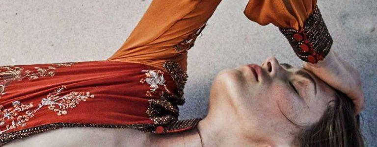 Marie Claire Spain maj 2015 Marlena Szoka w obiektywie Pablo Zamora