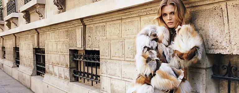 Małgosia Bela w Vogue Paris Listopad 2015 w obiektywie Angelo Pennetta