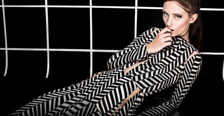Cleo dla Vogue Mexico October 2015