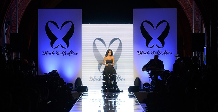 Specjalny pokaz kolekcji Black Butterflies Ewa Minge