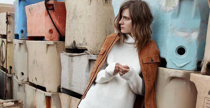 Maria Loks dla Stylist Magazine