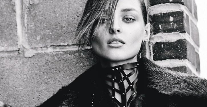 Daga Ziober for Fashion Magazine Canada, Winter 2015