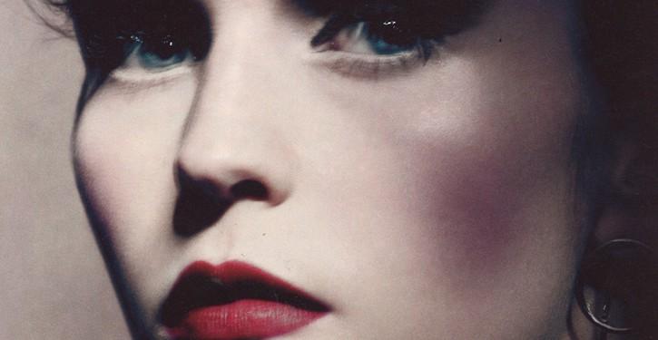 Iza Michalska by Paolo Roversi for Dior Magazine Winter 2015
