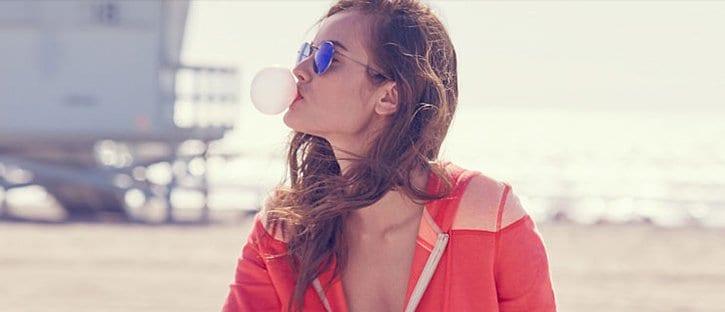Monika JAC Jagaciak dla Victoria's Secret 2016 na sportowo!
