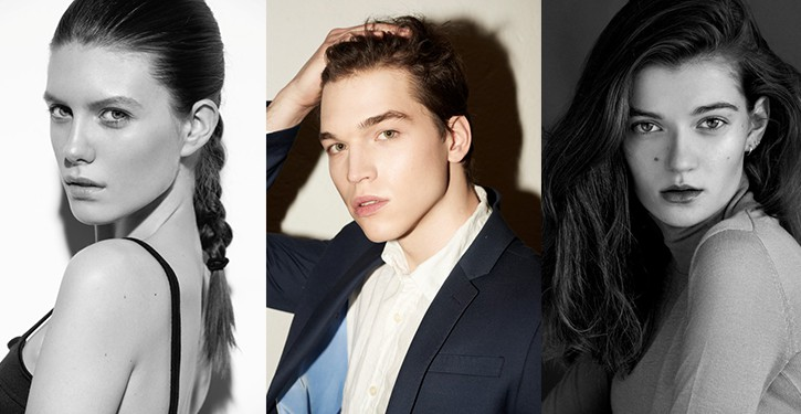New Faces z United For Models!
