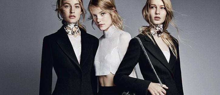 Kampania Dior wiosna-lato 2016 w obiektywie Patricka Demarcheliera