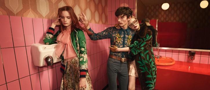Ekscentryczna wizja Alessandro Michele, czyli kampania Gucci wiosna-lato 2016
