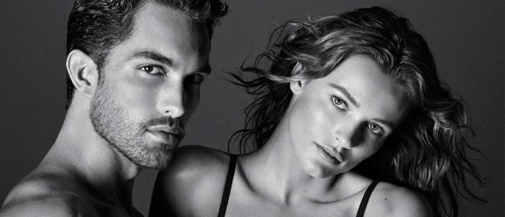 Boska Edita Vilkeviciute twarzą bielizny Calvin Klein kolekcja Evergreen SS 2016