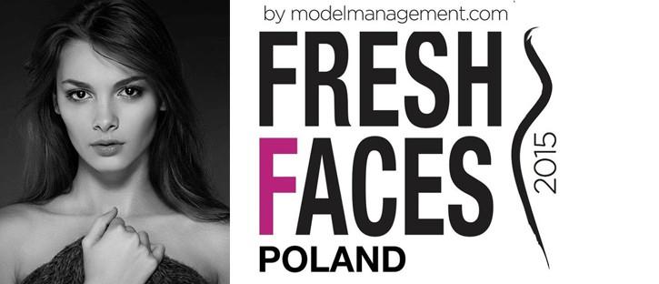 Już 4. lutego w Hiszpanii światowy finał Fresh Faces 2015!