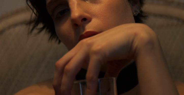 Etiuda filmowa Ilaria Nistri z Charlotte z GAGA Models