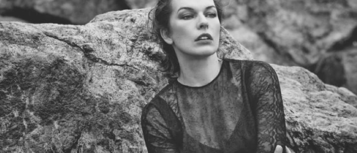 Milla Jovovich dla Harper's Bazaar Spain marzec 2016