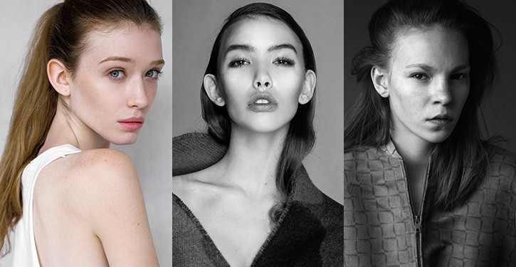 New Faces z Wave Models FW15/16