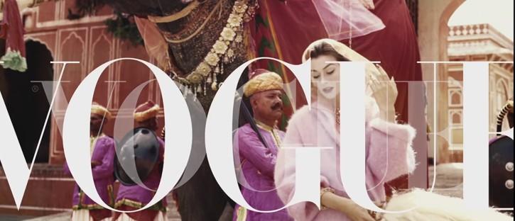 Wystawa fotografii 'Vogue 100: A Century of Style'