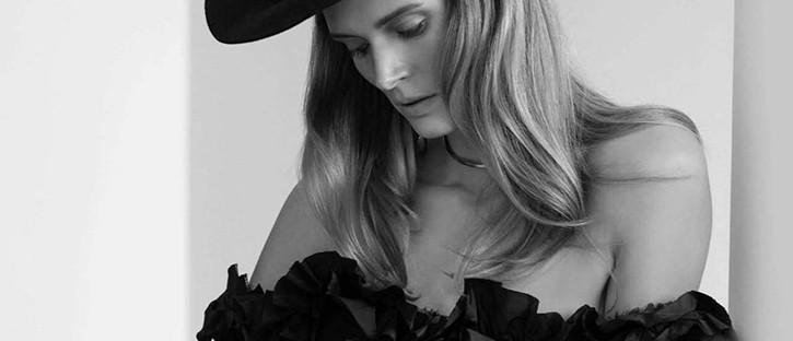 Małgosia Bela Cover Story Vogue Spain April 2016
