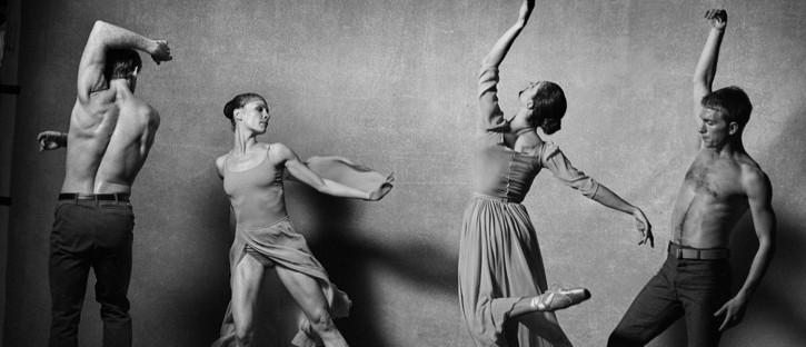 Peter Lindbergh New York City Ballet's 2016-2017
