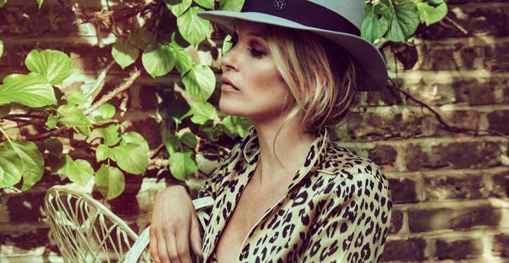 Kate Moss dla czerwcowego The Edit Net-a-Porter
