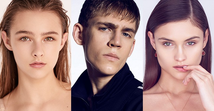 New Faces z Uncover Models SS2016