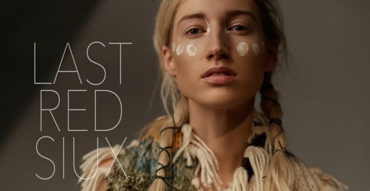 Last Red Sioux dla Ellements Magazine czerwiec 2016