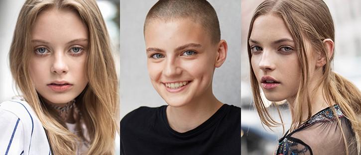 New Faces z GAGA Models SS2016