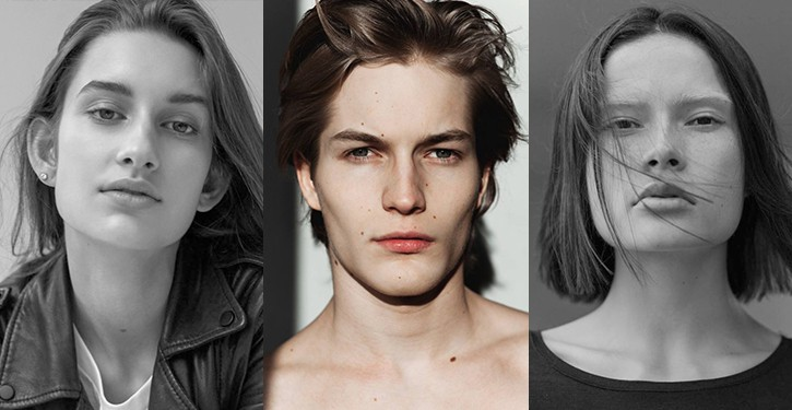 New Faces z Neva Models SS2016