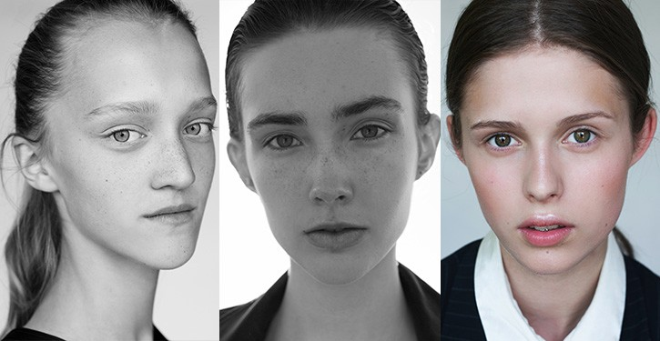 New Faces z New Age Models SS2016