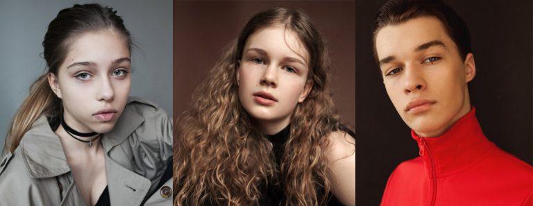 Świeże twarze Uncover Models Sezon Na New Faces SS2017