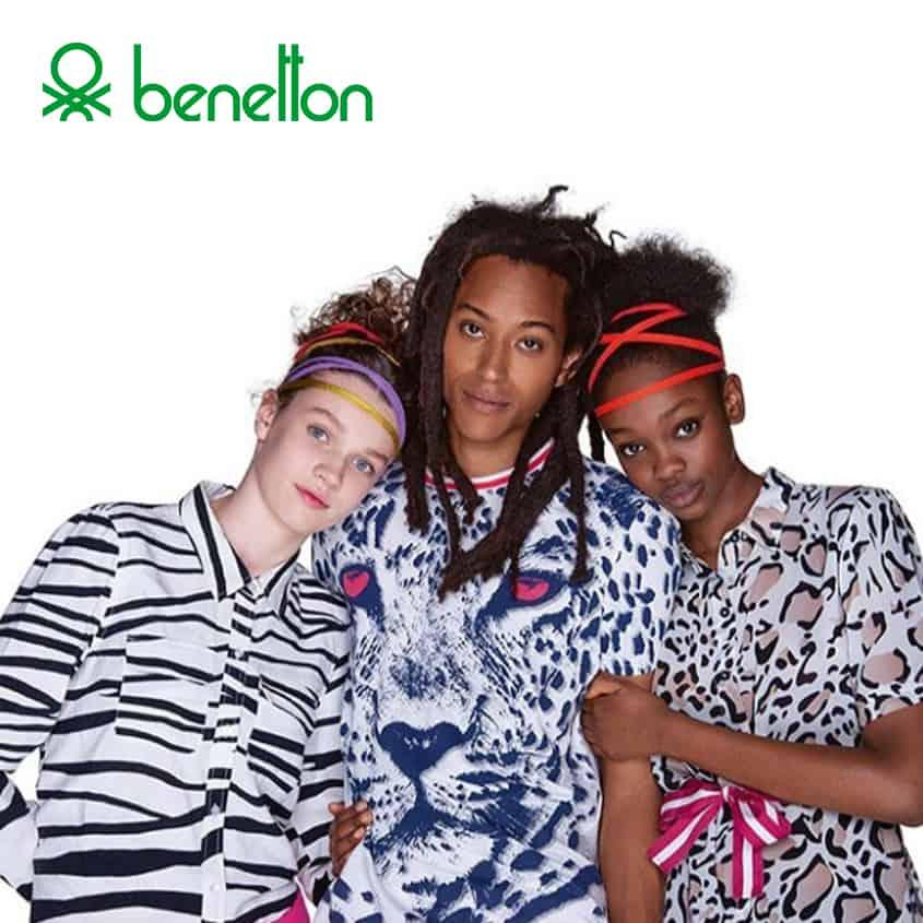 Karolina Malinowska twarz marki Benetton 2019