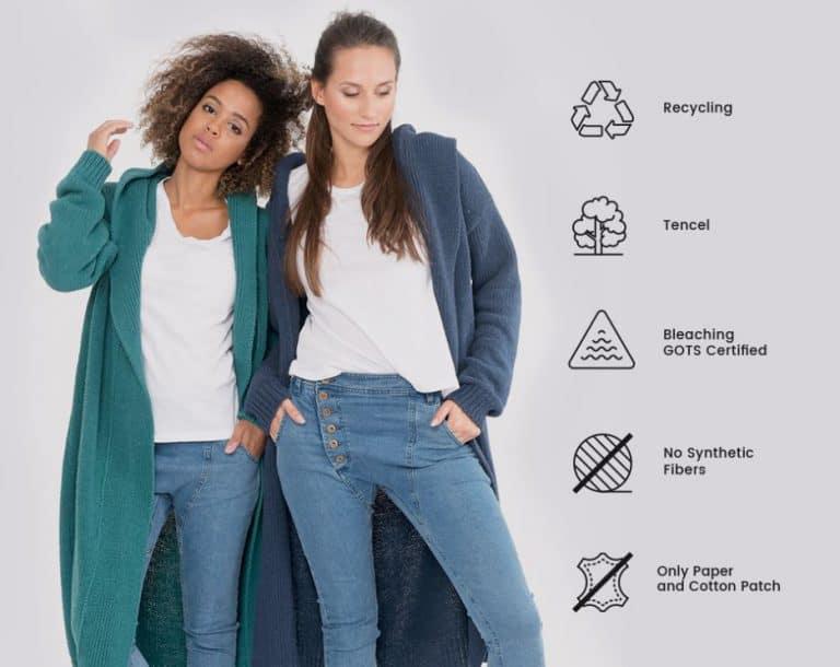 Ekologiczne oblicze jeansu, czyli tencel w kolekcjach KOKOworld